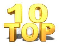Principal 10 Image stock