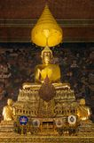 Principal Buddha image Stock Photo