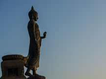 The Principal buddha statue. Stock Photography