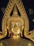 Principal Buddha of Wat Buddha Bucha Royalty Free Stock Image