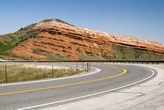 Principal camino apartado escénico de José foto de archivo