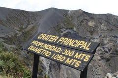 Principal Crater Stock Photography