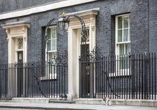 Principal gato del perro ratonero del Downing Street 10 Imagen de archivo libre de regalías