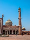 Principal mosque Jama Masjid, Delhi Royalty Free Stock Image
