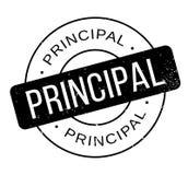 Principal rubber stamp Royalty Free Stock Photos