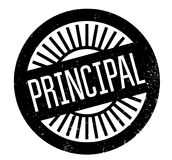 Principal rubber stamp Stock Photography