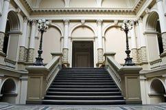 Principal staircase Stock Image