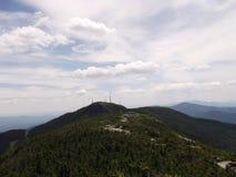 Principale 1 della montagna fotografie stock libere da diritti