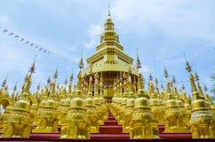 Principale 500 della pagoda Fotografie Stock Libere da Diritti