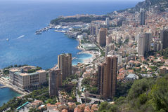 Principality of Monaco Stock Photo