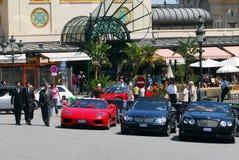 Principality of Monaco Stock Image