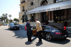 Principality of Monaco Royalty Free Stock Photo