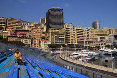 Principality of Monaco Royalty Free Stock Image
