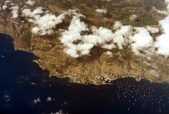 Principality of Monaco. Royalty Free Stock Photo