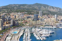 The Principality of Monaco Royalty Free Stock Image
