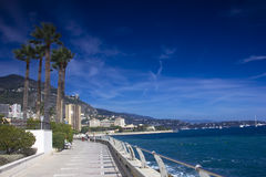 The Principality Of Monaco Stock Images