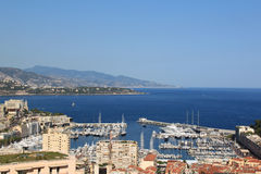 Principality of Monaco. Types of Principality of Monaco stock photos