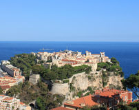 Principality of Monaco. Types of Principality of Monaco royalty free stock photo