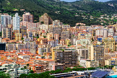 Principality of Monaco Royalty Free Stock Photography