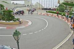 Principality Monako.Monte Carlo. Stock Image