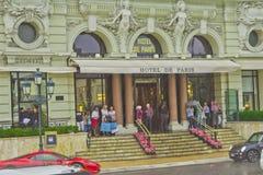 Principality Monako.Monte Carlo. Royalty Free Stock Images