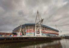 Principality Stadium, Wales Royalty Free Stock Image