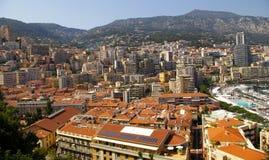Principauté du Monaco Photographie stock