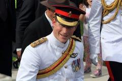 Principe Harry Fotografie Stock