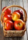 Principe rosso Apples Fotografie Stock Libere da Diritti