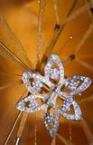 principessa accessoria della gemma della forcella di nozze immagine stock libera da diritti