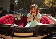 Principessa Ariel Immagini Stock Libere da Diritti