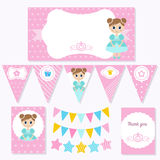 Principessa Birthday Illustrazione Vettoriale