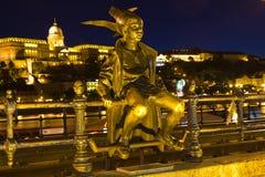 Principessa Bronze Fotografia Stock Libera da Diritti