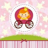 Principessa della neonata Fotografia Stock Libera da Diritti