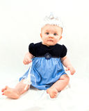Principessa graziosa Fotografie Stock
