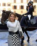 Principessa Haya Bint Al Hussein Immagini Stock Libere da Diritti