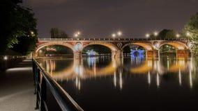 Principessa Isabella del ponte di Torino Italia Fotografia Stock Libera da Diritti