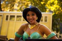 Principessa Jasmine Immagine Stock Libera da Diritti