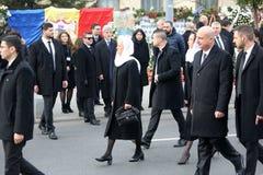 Principessa Muna al-Hussein della Giordania immagini stock libere da diritti