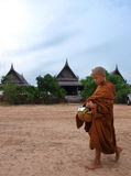 Principiante buddista fotografie stock