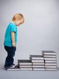 Principio de la educación Imágenes de archivo libres de regalías