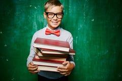 Principio del año escolar Foto de archivo libre de regalías