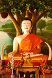 Principle buddha image Stock Photos