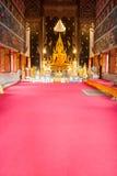 Principle Image of Buddha. In Wat dan samrong Thailand royalty free stock image