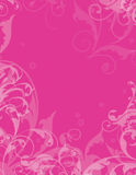 Prink Floral Background Royalty Free Stock Photography
