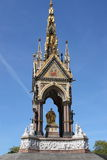 Prins Albert Memorial Royalty-vrije Stock Fotografie