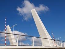 Prins Berhardbrug in Zaandam. Prins Berhardbrug in Zaandam, the Netherlands Stock Photo