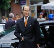 Prins Edward royaltyfri fotografi