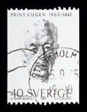 Prins Eugen, serie, circa 1965 Arkivfoto