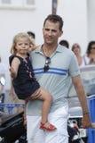 Prins Felipe de Borbon Royaltyfri Foto